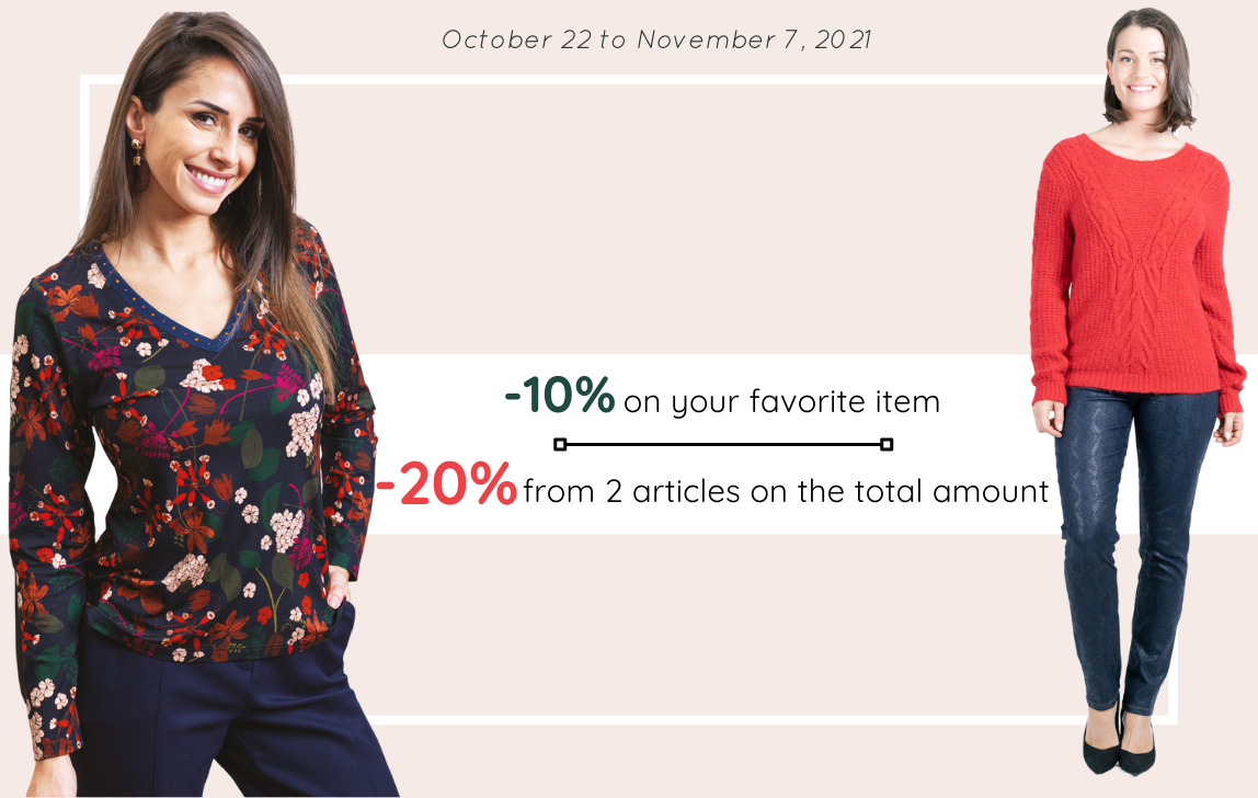 promotion from October 22 to November 7, 2021